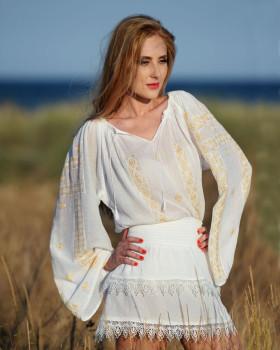 IE TRADITIONALA ROMANEASCA - Motivul Eleganta