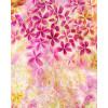 BLOUSE PAINTE À LA MAIN - Fleurs de Plumeria