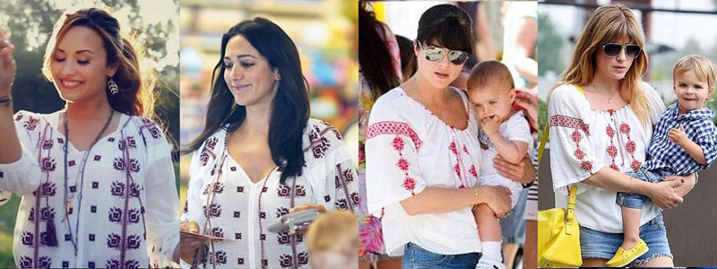 Demi Lovato, Lauren Silverman si Selma Blair in ie romaneasca