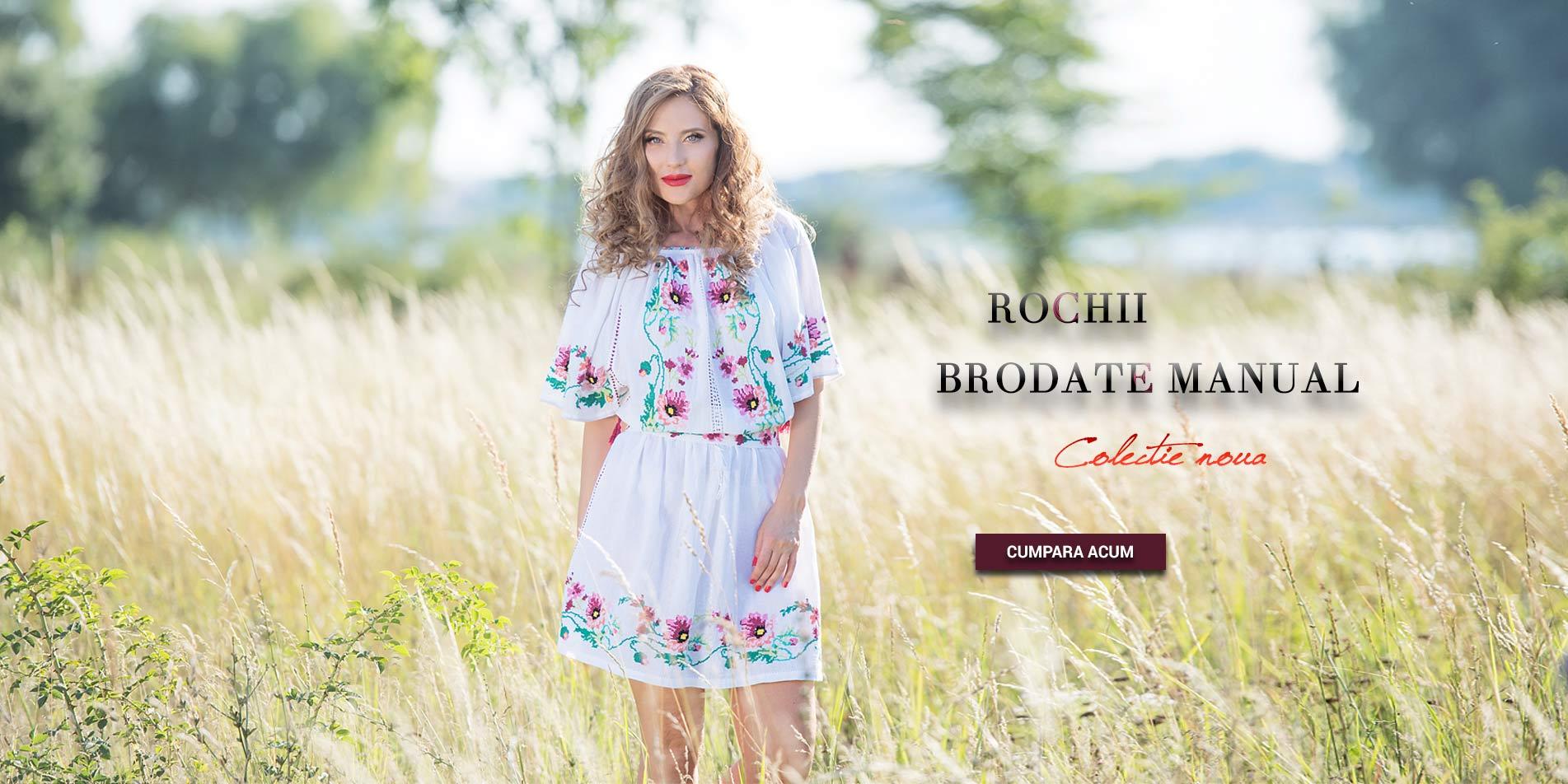 rochii-brodate